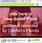 Click here to hear Better Place